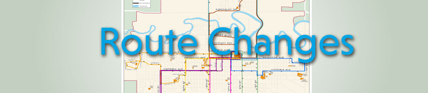 Route Changes
